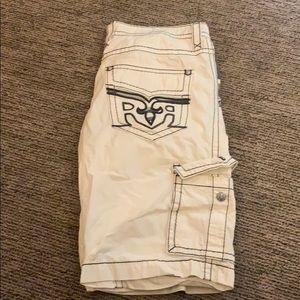 Men's Rock Revival Shorts